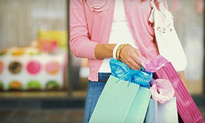 Unique Boutique - Marysville: $25 Worth of Designer Clothing & Accessories