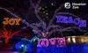 30% Off Admission to Zoo Lights at Houston Zoo