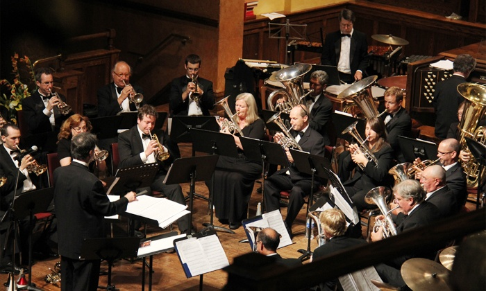 Hannaford Street Silver Band Presents: Entre Amis - St. Lawrence Centre for the Arts: Hannaford Street Silver Band Presents: Entre Amis on April 17 at 3 p.m.