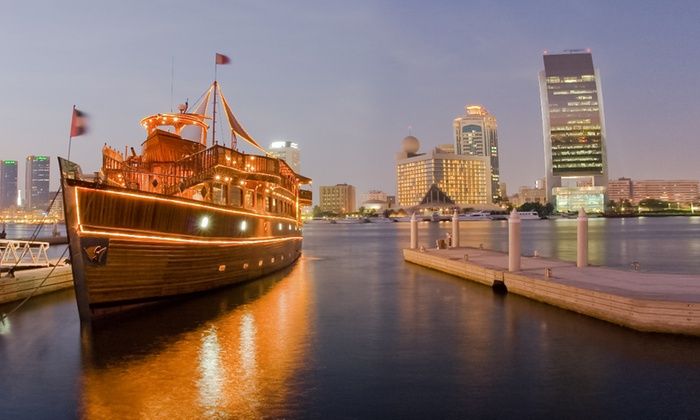 Rustar Floating Restaurant From Aed 299 Dubai Groupon