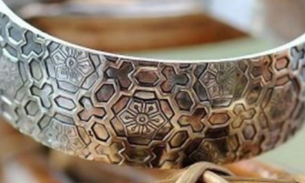 Tibetan Silver Cuff Bracelet. Multiple Styles Available.