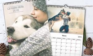 PrinterPix: Fino a 3 calendari da parete personalizzabili disponibili in 2 formati offerti da PrinterPix (sconto fino a 90%)