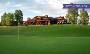 Deer Creek Golf Club: Golf Package for Two with Range Balls and Lunch at Deer Creek Golf Club (Up to 46% Off). Two Options Available.