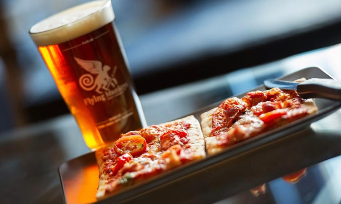 The Loft Board Game Lounge - Byward Market - Parliament Hill: Casual Cuisine for Lunch or Dinner with Board Gaming for Two at The Loft Board Game Lounge (Up to 53% Off)