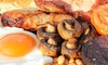 JB's Cafe Bistro - Ossett: English Breakfast for Two or Four at JB's Cafe Bistro (Up to 41% Off)