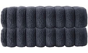 Vague Zero Twist Turkish Micro Cotton Towel Collection