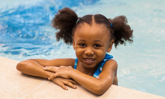 Bear Paddle Swim School - Bloomingdale : $40 for Four Weekly Swim Lessons at Bear Paddle Swim School Bloomingdale Location ($80 Value)
