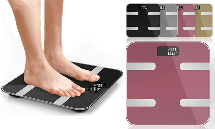 Nine-in-One Digital Bluetooth Scale from £17.99 (28% OFF)