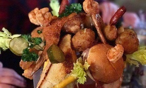 Up to 48% Off Contemporary Pub Food at Dan Kelly's Pub  at Dan Kelly's Pub, plus 6.0% Cash Back from Ebates.