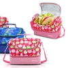 Jacki Design Kids' Insulated Double-Compartment Lunch Bag