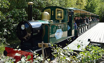 image for Family Ticket for Two Adults and Two Children or One Adult and Three Children to Conkers (36% Off)