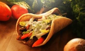 45% Off Mediterranean Cuisine at ZamZam at ZamZam, plus 6.0% Cash Back from Ebates.