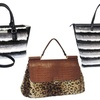 Adrienne Landau Faux Fur Handbags