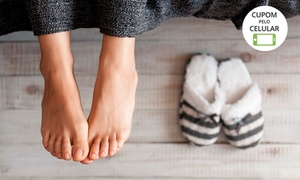 Espaço dos pés Podóloga Alexandra Kriiger: Espaço dos Pés – Jardim lae:1, 2 ou 3 visitas de podologia e laserterapia para micoses
