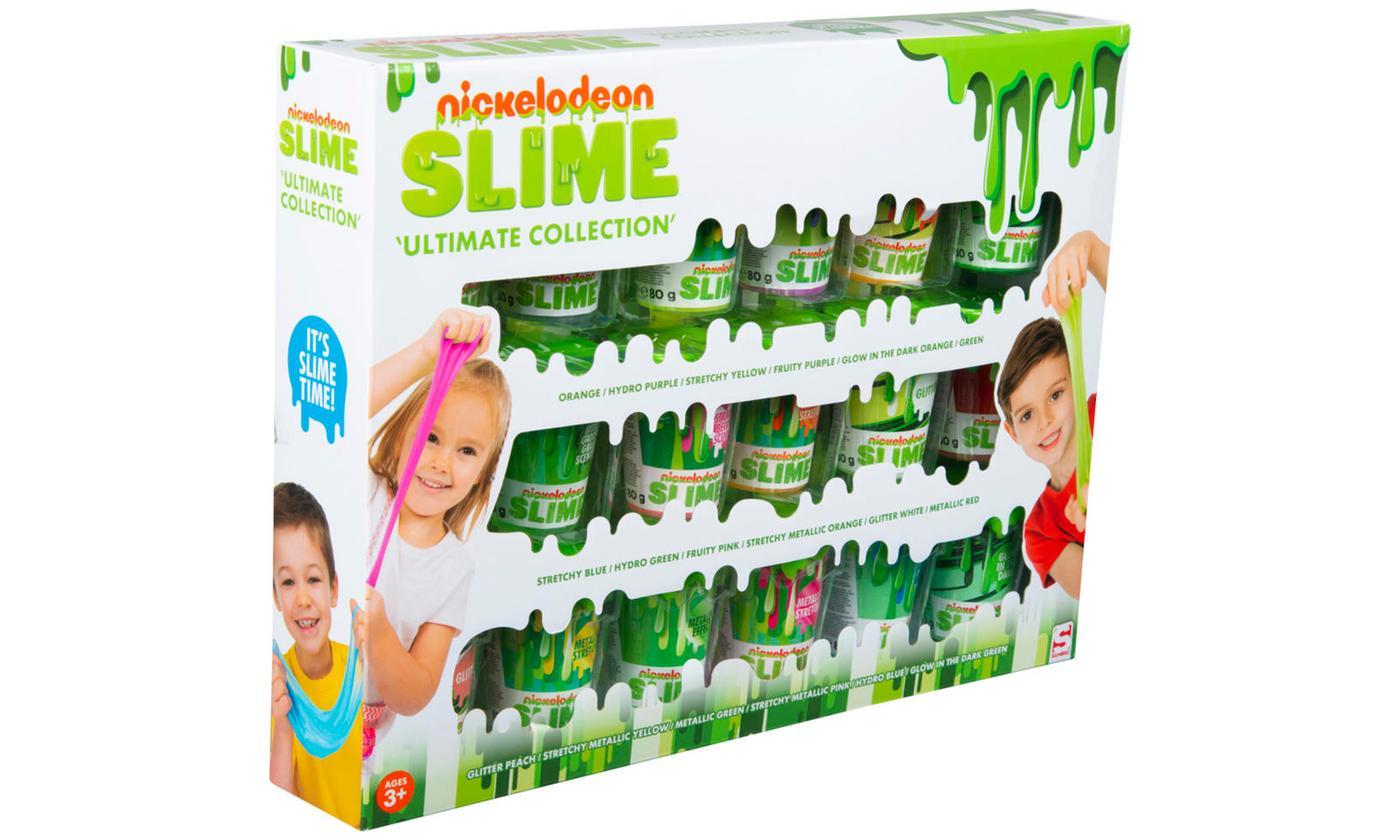 Sambro Nickelodeon Slime Ultimate Collection Pack