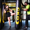 Up to 74% Off Kickboxing Classes at CKO Kickboxing
