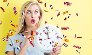 Captain Language: 6, 12 or 24+6 Month Unlimited Online Language Course from Captain Language (Up to 95% Off)