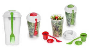 2-pack Of Lunch-to-go Containers
