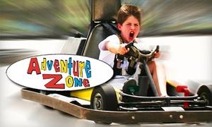 54% Off Funcard at Adventure Zone El Paso at Adventure Zone El Paso, plus 6.0% Cash Back from Ebates.