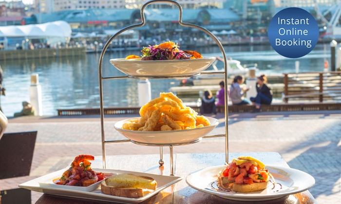 Tokio Restaurant - Tokio Hotel Restaurant: Seafood or Grill Platter and Entrées for Two on Weekday ($49) or Weekend ($57) at Tokio Restaurant (Up to $119.60 Value)