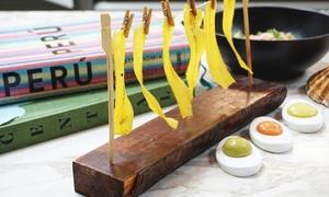 Limo Restaurant and Bar at Bab Al Qasr: AED 150 Toward Food and Drinks at Limo Restaurant and Bar at 5* Bab Al Qasr (Up to 51% Off)