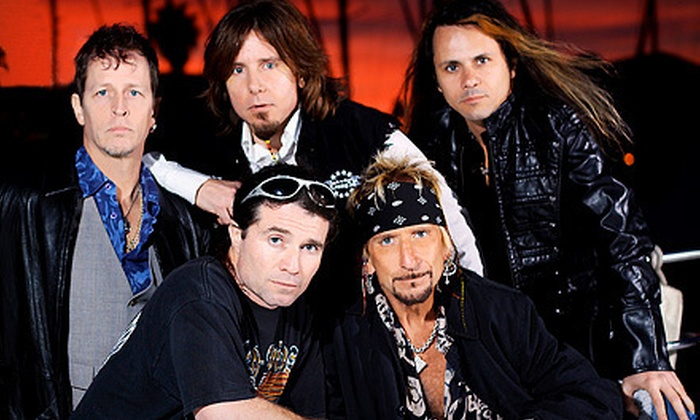 America Rocks tour, featuring Jack Russell's Great White - Ace of Spades: $14 to See Jack Russell's Great White at Ace of Spades on Friday, August 17, at 7:30 p.m. (Up to $28.95 Value)