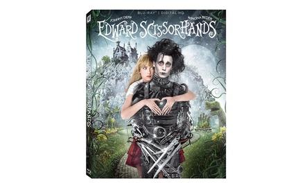 Edward Scissorhands 25th Anniversary Release on Blu-ray