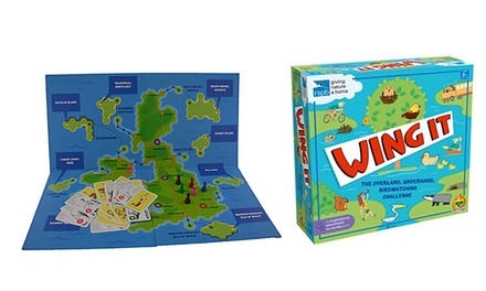 Wing It Board Game From £7.99