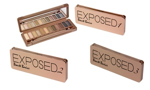 Exposed Eye Shadow Palettes