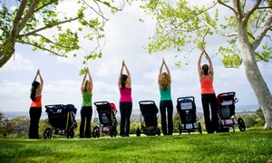 FIT4MOM Edmonds, Shoreline and Lake Forest Park: 5 or 10 Women's Stroller Fitness Classes, or One Month of Unlimited Classes from Fit4Mom (Up to 68% Off)