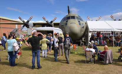 Entry Ticket to Vintage and Handmade Festival for Family of 2 Adults & 4 Chidlren, Royal Air Force Museum(Up to 25% Off)