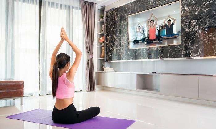Universal Hot Yoga From 9 San Francisco Groupon