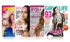 Magazine Subscriptions for Girls and Teens: 1-year subscription to Girl's Life, Seventeen or BYOU, or 2-year subscription to Teen Vogue