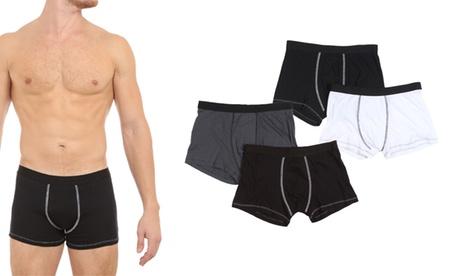 Set de 12 boxers Marginal 100% algodón