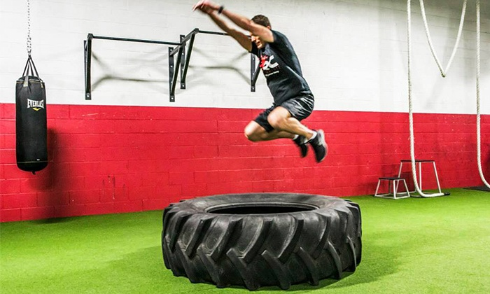 ARC Performance - Wheeling: One Month of Unlimited Boot-Camp Classes at ARC Performance (69% Off)