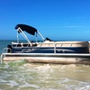 Up to 68% Off Pontoon Boat Rental for up to 10