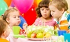 Birthday Party for Up to 8 Kids