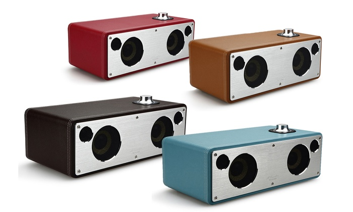 Ggmm M Freedom Wifi Speaker With Airplay Groupon