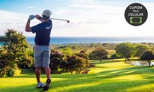 Health Club – Hotel Transamérica: 1, 3 ou 6 meses de aula de golfe no Health Club – Hotel Transamérica