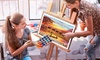 DIY Canvas Oil Painting Kit