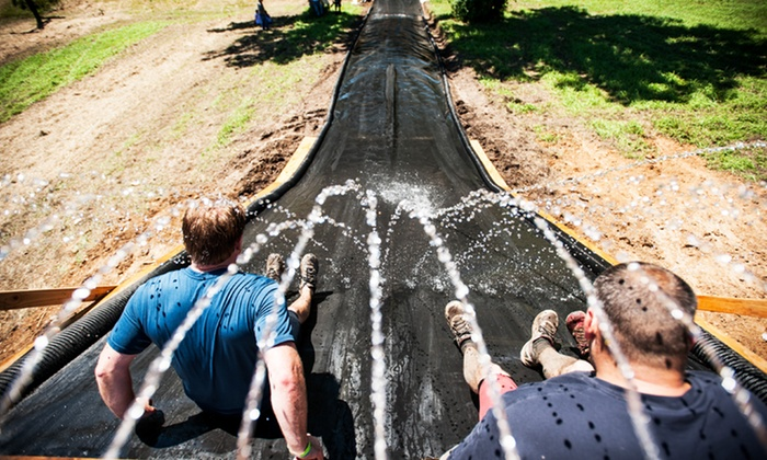 Rugged Maniac 5K Obstacle Race - Wild Mountain Ski Area: $29 for Admission for One to Rugged Maniac 5K Obstacle Race on Saturday, September 6 ($68 Value)