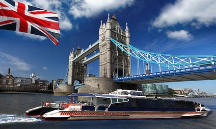 London: 1- or 2-Night Break with Attraction