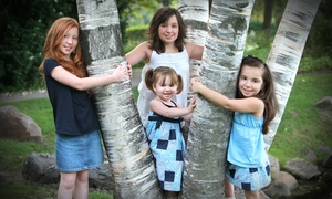 Smile America Portraits: 30-Minute Outdoor Photo Shoot Package with PhonePix Files from Smile America Portraits (Up to 94% Off)