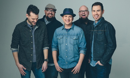 Big Daddy Weave: Alive Tour on Saturday, February 9, at 6 p.m.