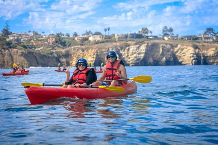 90-Minute Double-Kayak Rental or 90-Minute Double-Kayak Tour from Bike & Kayak Tours (Up to 51%)