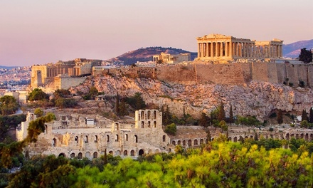 groupon.com - 8-Day Greece Tour. Price is per Person, Based on Two Guests per Room. Buy One Voucher per Person.