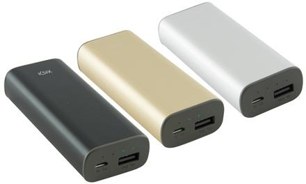 Batería externa con cable micro USB