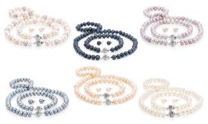 Parure Pearl Shed perles de culture