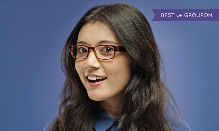 Two Pairs of Glasses - Glasses Direct | Groupon