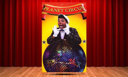 image for Planet Circus on 24 - 29 April at DW Stadium, Wigan